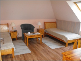 Jozsi Bacsi Hotel & Restaurant, Twin room - Szombathely
