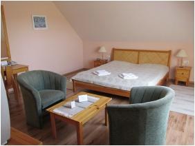 Jozsi Bacsi Hotel & Restaurant, Double room