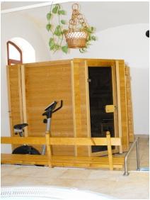 Jozsi Bacsi Hotel & Restaurant, Szombathely, Finnish sauna