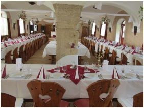 Ball room - Jozsi Bacsi Hotel & Restaurant