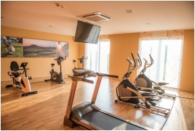 Jufa Vulkán Fürdő Resort, Fitness terem