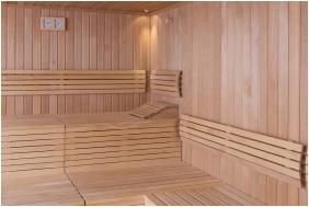 Sauna - Jufa Vulkan Furdo Resort