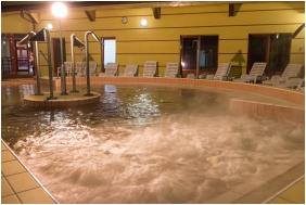 Jufa Vulkán Fürdő Resort, Termálmedence