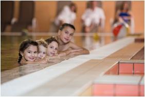 Children's pool, Jufa Vulkan Furdo Resort, Celldomolk