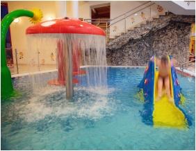 Jufa Vulkan Furdo Resort, Children's pool - Celldomolk