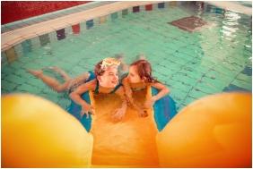Jufa Vulkan Furdo Resort, Celldomolk, Children's pool