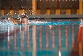 Jufa Vulkan Furdo Resort, Celldomolk, Swimming pool