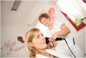 Jufa Vulkan Furdo Resort, Hairdresser - Celldomolk