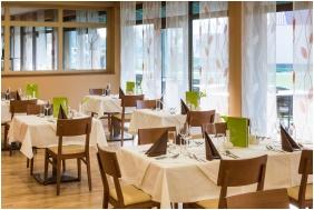 Étterem, Jufa Vulkán Fürdő Resort, Celldömölk