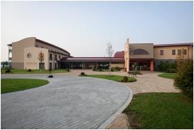 Jufa Vulkan Furdo Resort, Building - Celldomolk