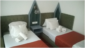 Twin room - Hotel Kalvaria-Racz