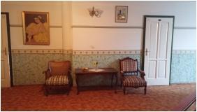 Corridor, Hotel Kalvaria-Racz, Pecs