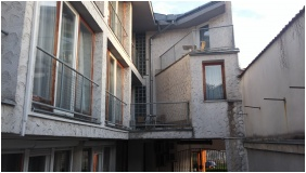 Hotel Kalvaria-Racz, Pecs, Exterior view