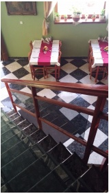 Staircase - Hotel Kalvaria-Racz