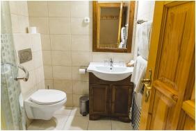 Hotel Karin, Salle de bain - Budapest