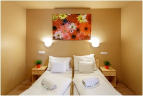 Hotel Karin, Budapest, Chambre twin