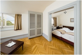 Castle Karolyi, Double room with extra bed