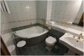 Fürdőszoba, Kastélyhotel Sasvár, Parádsasvár