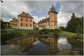 Castle Hotel Sasvar, Exterior view