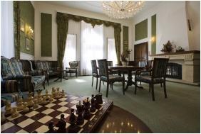 Lobby - Castle Hotel Sasvar