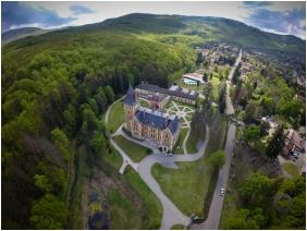 Buıldınğ, Castle Hotel Sasvar, Paradsasvar