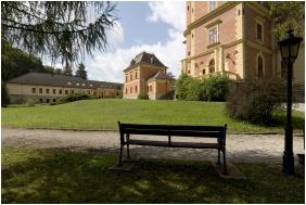 Castle Hotel Sasvar, Exterior view - Paradsasvar