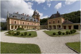 Exterior view - Castle Hotel Sasvar