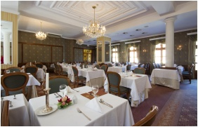 Castle Hotel Sasvar, Restaurant