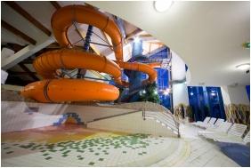 Kehida Thermal Hotel, Kehidakustany, Adventure pool