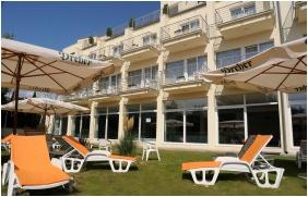 Két Korona Konferencia & Wellness Hotel, Kert - Balatonszárszó