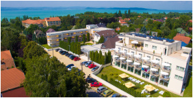 Ket Korona Conference & Wellness Hotel, Front view