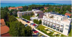 Két Korona Konferencia & Wellness Hotel, Balatonszárszó