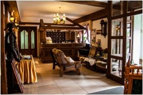 Reception - Kikelet Club Hotel