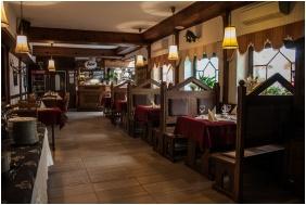 Kkelet Club Hotel, Restaurant
