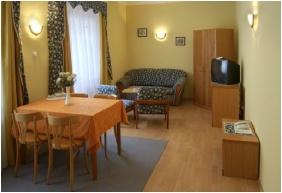 Kikelet Club Hotel, Miskolctapolca, Family apartment