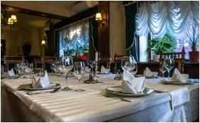 Kkelet Club Hotel, Restaurant - Mskolctapolca