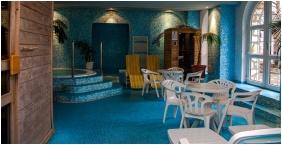 Sauna, Kikelet Club Hotel, Miskolctapolca