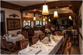 Restaurant, Kkelet Club Hotel, Mskolctapolca