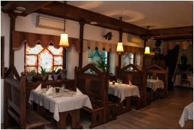 Étterem, Kikelet Club Hotel, Miskolctapolca