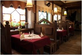 Étterem - Kikelet Club Hotel