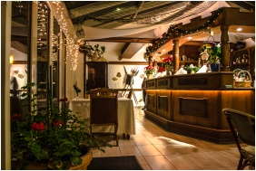 Kikelet Club Hotel, Restaurant - Miskolctapolca