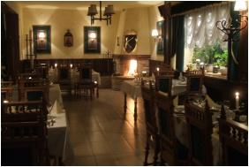 Kikelet Club Hotel, Miskolctapolca, Fireplace
