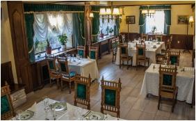 Kikelet Club Hotel, Restaurant