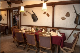 Kikelet Club Hotel, Miskolctapolca, Restaurant