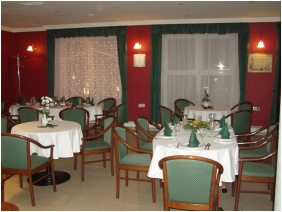 Kincsem Wellness Hotel, Kisber, Restaurant