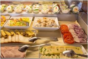 Kis Helikon Residence Hotel Heviz, Buffet breakfast - Heviz