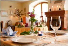 Kis Helikon Residence Hotel Heviz, Restaurant