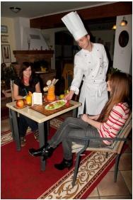 Restaurant, Kis Helikon Residence Hotel Heviz, Heviz
