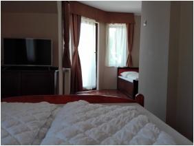 Kisfa2 Apartman, Franciaágyas szoba