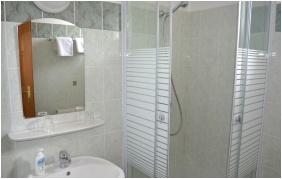 Pension Kiskut Liget, Bathroom